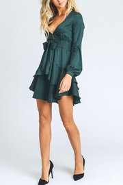 storia Chloe Ruffle Dress - Product Mini Image
