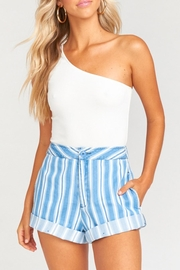 Show Me Your Mumu Chloe Shorts - Front full body