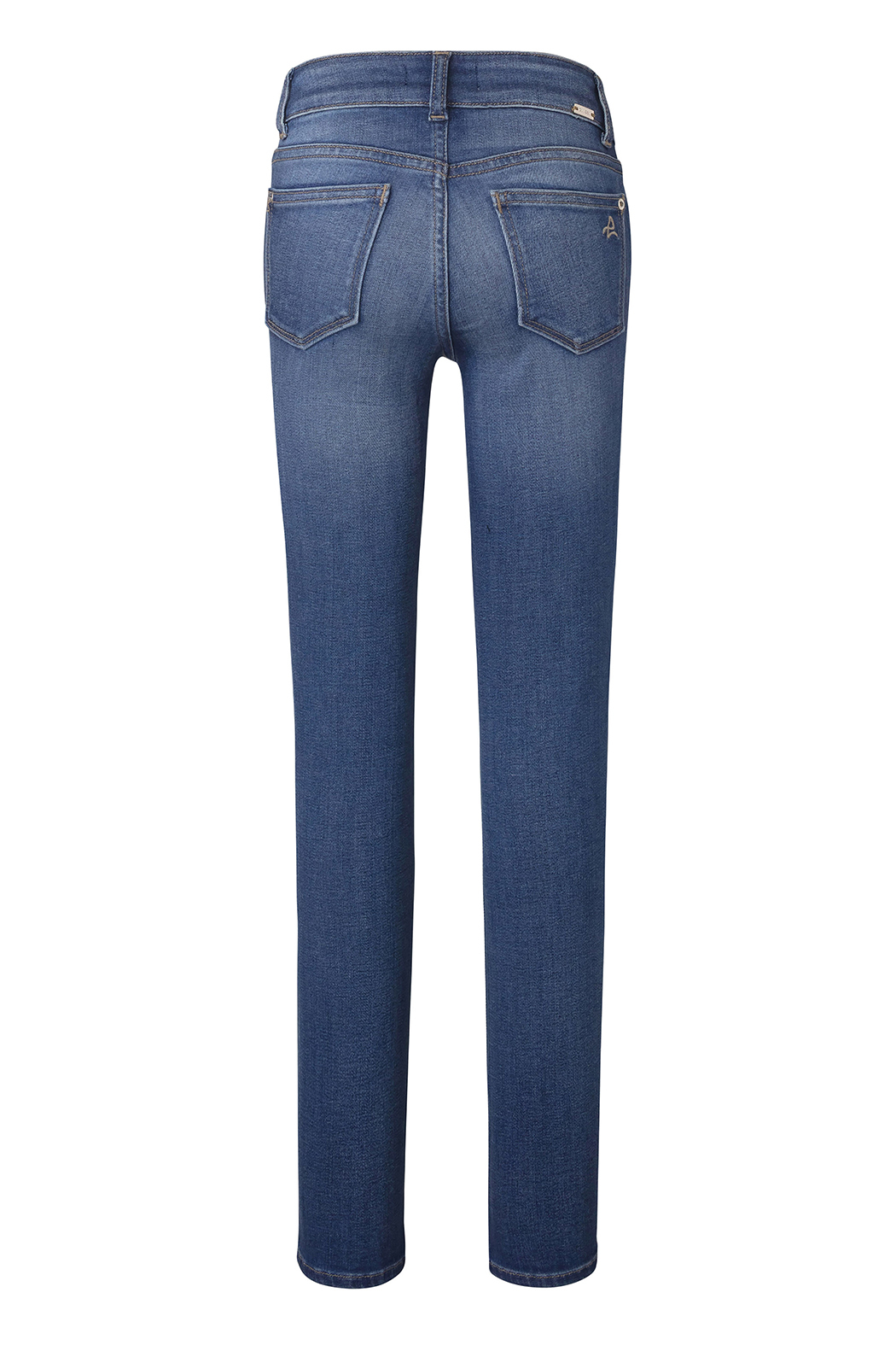 DL1961 Chloe Skinny Youth Jeans Parula - Front Full Image