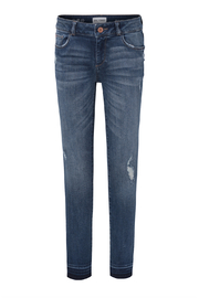 DL1961 Chloe Skinny Youth Jeans Preston - Product Mini Image