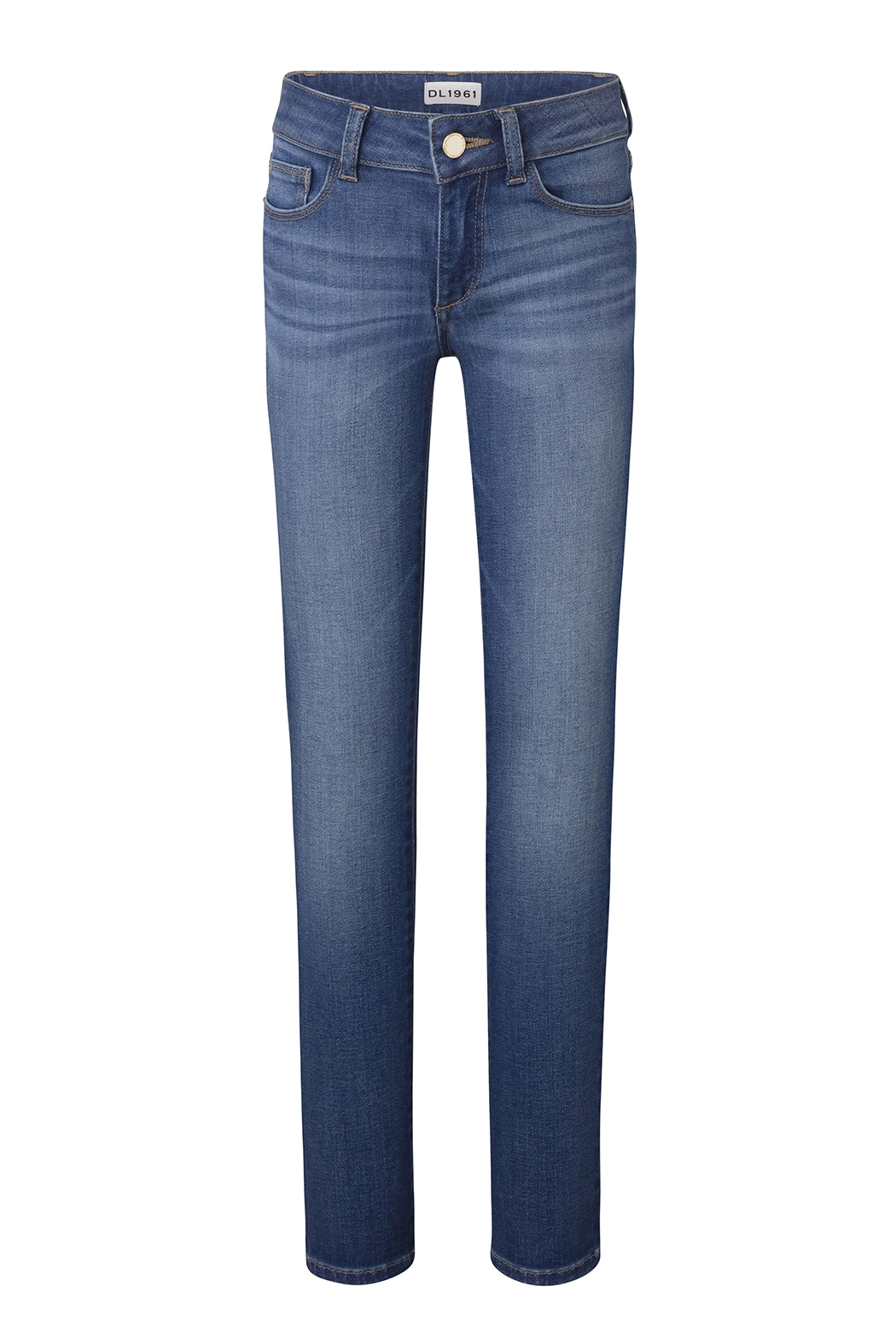DL1961 Chloe Skinny Jeans 6664 - Front Cropped Image