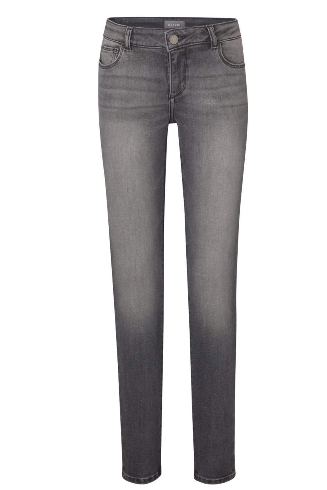 DL1961 Chloe Skinny Youth Jeans - Drizzle - Main Image