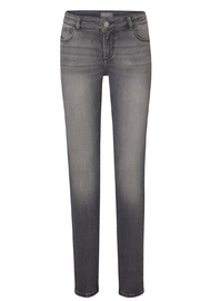 DL1961 Chloe Skinny Youth Jeans - Drizzle - Front cropped