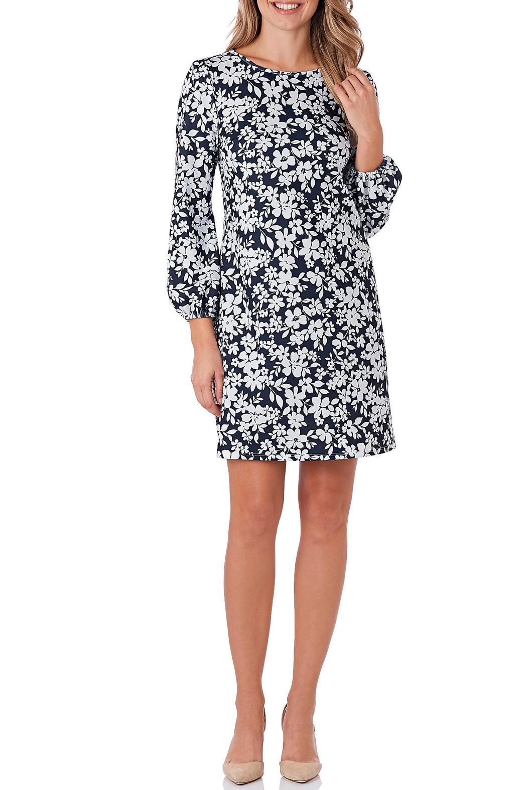 Jude Connally Chloe Stretch-Crepe Dress - Main Image