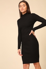 Timing Chloe Sweater Dress - Product Mini Image