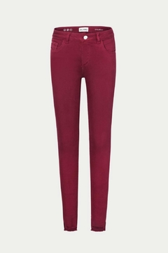 Shoptiques Product: Chloe Very-Berry Skinny