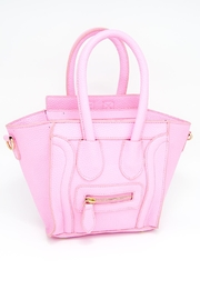 CHLOE K. NEW YORK Mini Celine Bag - Front cropped