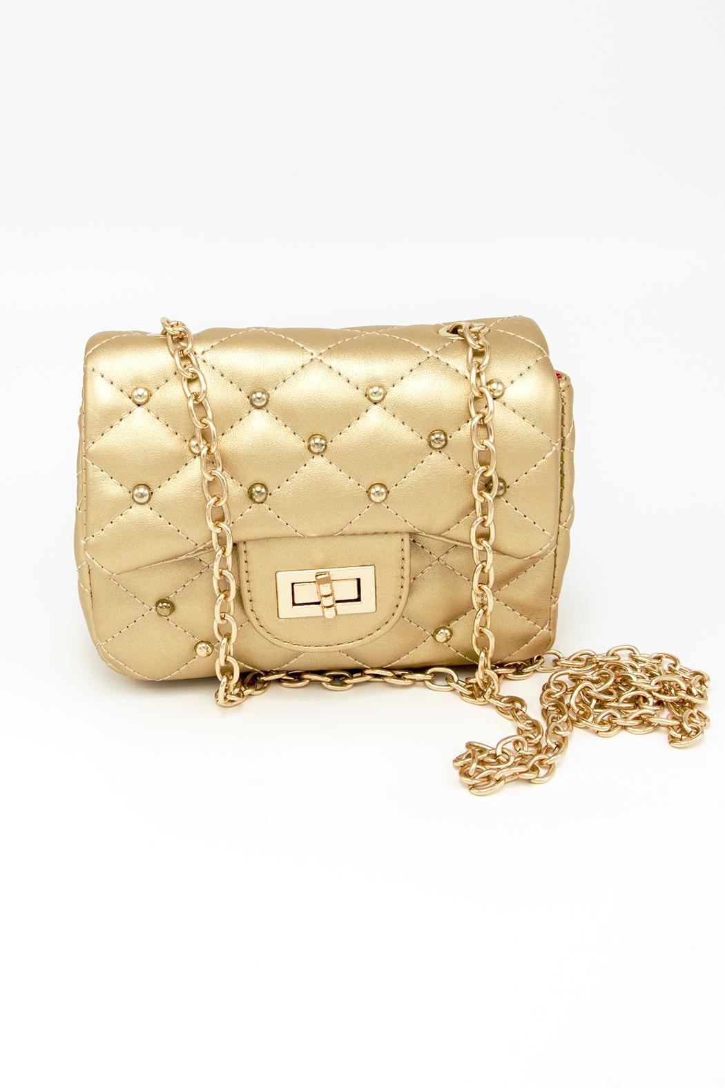 CHLOE K. NEW YORK Mini Diva Bag - Front Cropped Image