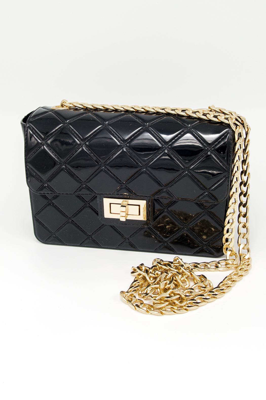 CHLOE K. NEW YORK Mini Jelly Bag - Front Cropped Image