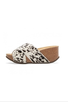 Chocolat Blu Estella Wedge Slide - Product List Image