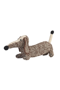 Shoptiques Product: Chocolate Small Dachshund