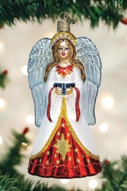 Old World Christmas Choir Angel Ornament - Product Mini Image