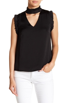 OnTwelfth Choker Neck Tank - Product List Image