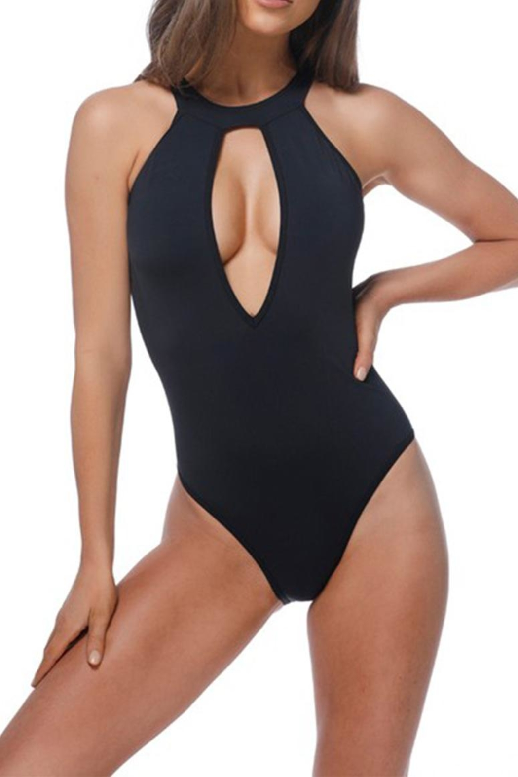 beach joy Choker One Piece - Main Image