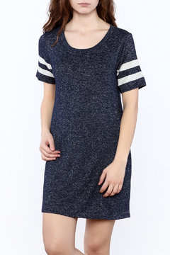 Shoptiques Product: Baseball T-Shirt Dress