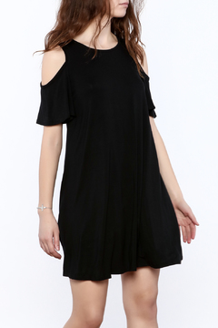 Shoptiques Product: Black Swing Dress