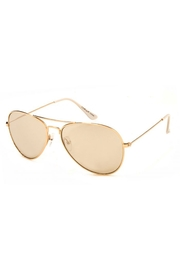 AJ Morgan Chris Aviator Sunglasses - Product Mini Image