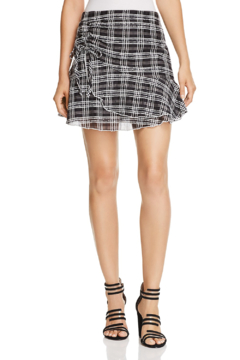 Parker Chris Plaid Skirt - Product List Image