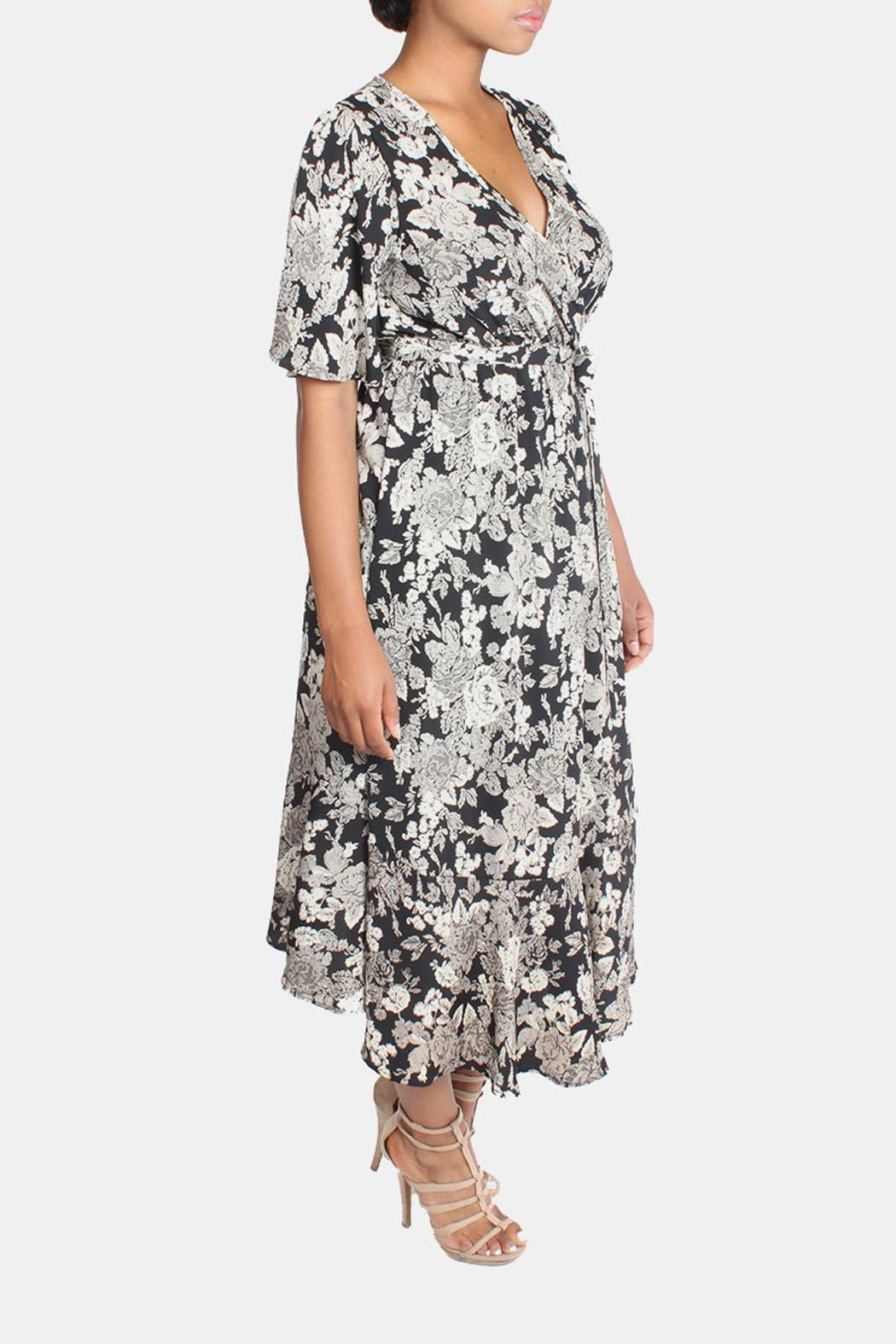 Chris & Carol Floral Print Maxi Dress from Los Angeles by Goldie's ...