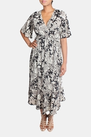 Chris & Carol Floral Print Maxi Dress - Product Mini Image