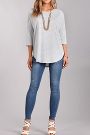 Chris & Carol Blake Knit Top - Front cropped