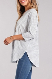 Chris & Carol Blake Knit Top - Side cropped