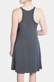 Chris & Carol Charcoal Ribbed Dress - Other