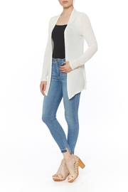 Chris & Carol White Cardigan - Product Mini Image