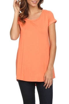 Shoptiques Product: Orange Burst Top