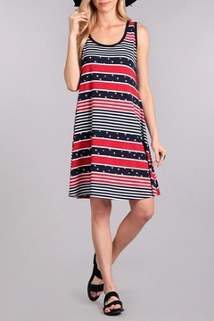 Shoptiques Product: Stars-And-Stripes Dress