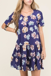 Chris & Carol The Daisy Dress - Front cropped