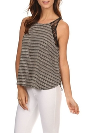 Chris & Carol The Stella Top - Front cropped
