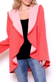 Chris and Carol Bright Cardigan - Front cropped