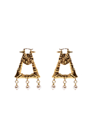 CHRISHABANA Shaman Double Earrings - Product Mini Image