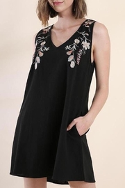 Umgee USA Christa Embroidered Dress - Product Mini Image