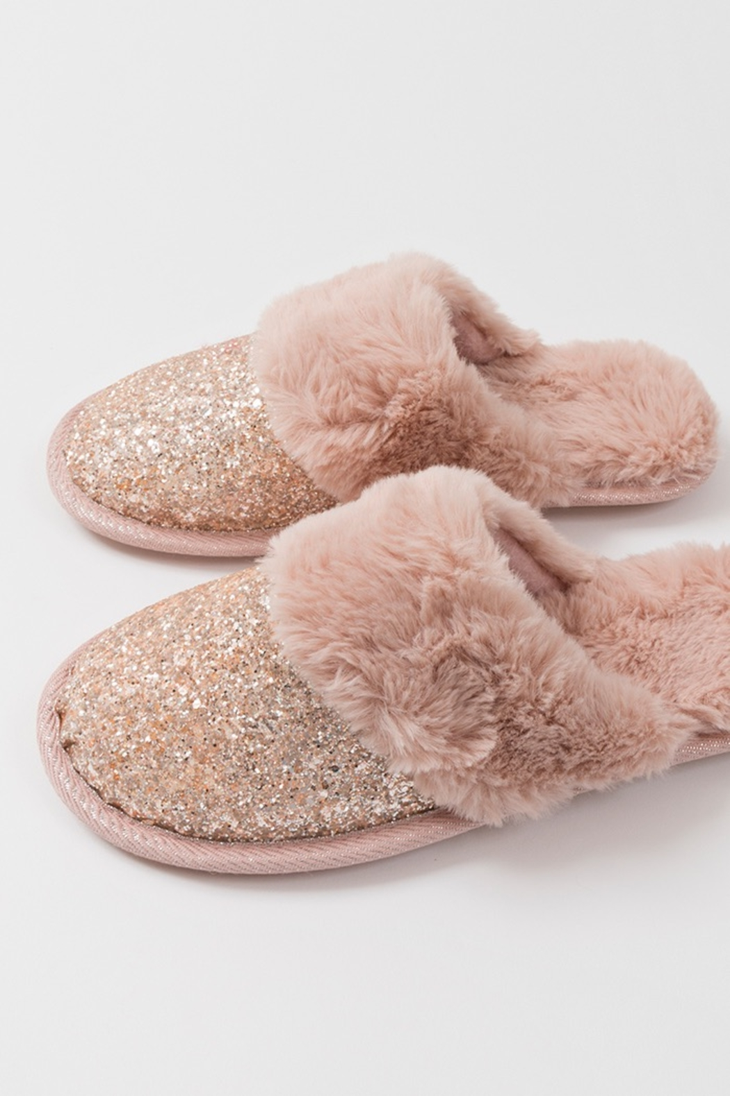 Pia Rossini Christa Slippers - Front Full Image