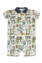 Christian Lacroix Printed Baby Onesie - Product Mini Image