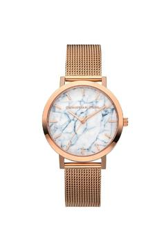 Shoptiques Product: White Haven Marble Watch