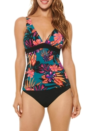 Christina Swimwear Blooms Tankini Top - Product Mini Image