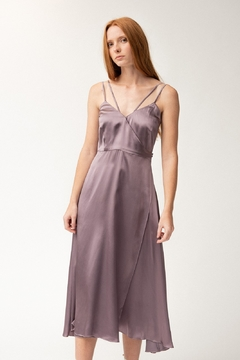 Christine Alcalay Strappy Wrap Dress - Product List Image