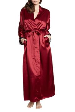 Christine of Vancouver Boudoir Silk Robe - Alternate List Image