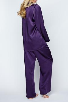 Christine of Vancouver Classic Silk Pajamas - Alternate List Image