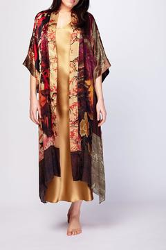 Christine of Vancouver Long Kimono - Product List Image