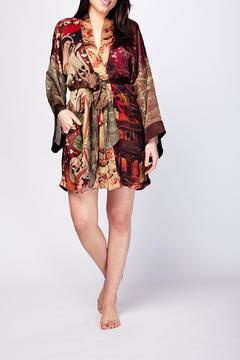 Christine of Vancouver Short Silk Wrap - Product List Image