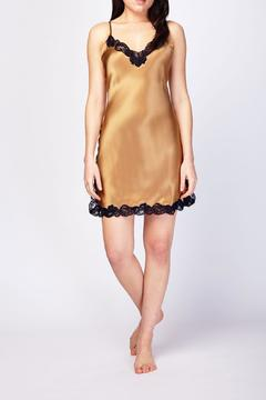 Christine of Vancouver Silk Chemise - Product List Image