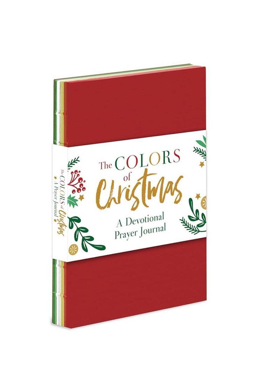Barbour Christmas Colors Devotional - Main Image