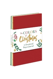Barbour Christmas Colors Devotional - Product Mini Image