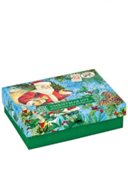 Michel Design Works Christmas Joy Double Soaps - Front cropped