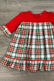 Banana Split Christmas Morning Dress - Front cropped