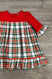 Banana Split Christmas Morning Dress - Front full body
